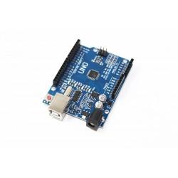 Placa Uno R3 ATMEGA16U2 MEGA328P Compatible + Cable USB